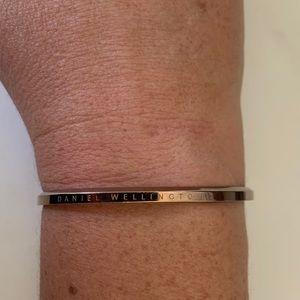 Daniel Wellington Classic Rose Gold Cuff Bracelet